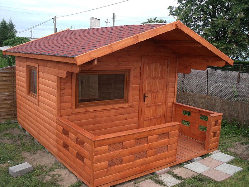 Domek Letniskowy Sanok Producent Domów Z Drewna Inter